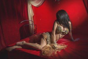 Мастер эротического массажа Жасмин